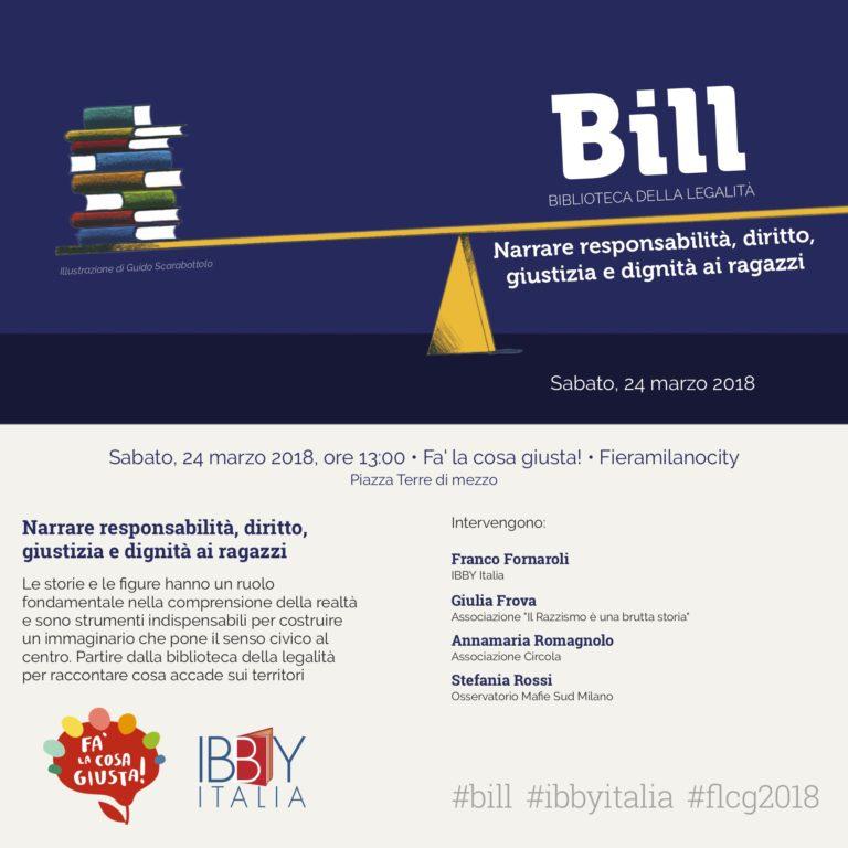 Invito bill fcg